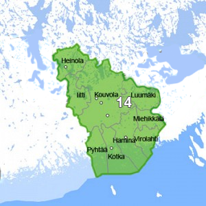 ekovilla rakentaminen asennus kaakkois-suomi Kotka Heinola Kouvola