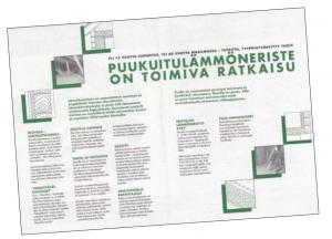ekovilla historia lämmöneriste lehtileike puukuitueriste toimiva ratkaisu